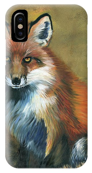 Fox Shows The Way IPhone Case