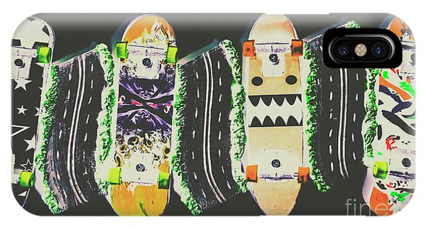 Fun iPhone Case - Freestyle Freeway by Jorgo Photography - Wall Art Gallery
