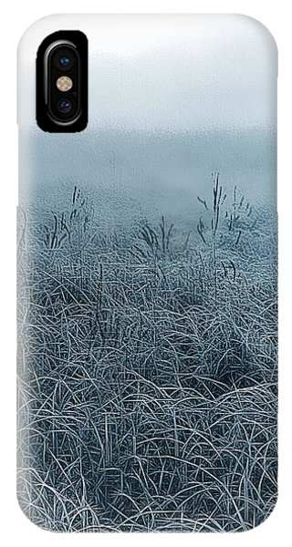 Frigid Morn IPhone Case