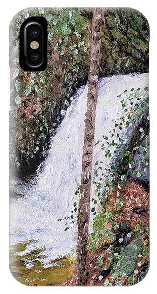Frolictown Falls IPhone Case