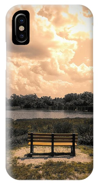 From Here To Eternity IPhone Case