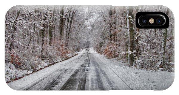 Frozen Road IPhone Case
