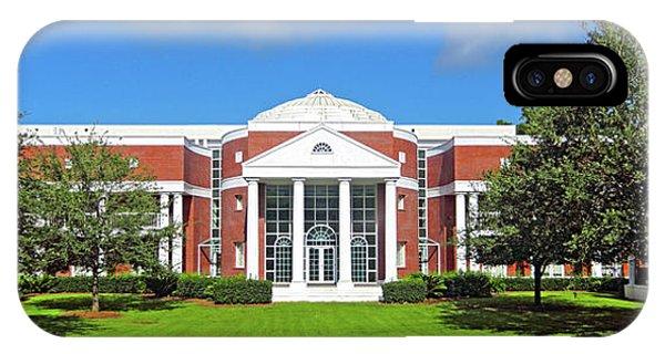 Fsu College Of Law IPhone Case