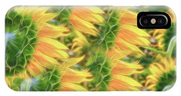 Sunflower iPhone Case - Full Of Sun by Veikko Suikkanen