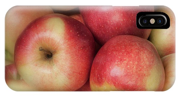 IPhone Case featuring the photograph Gala Apples by Ann Jacobson