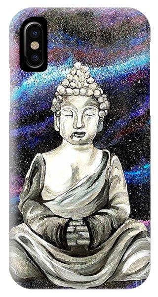 Galaxy Buddha  IPhone Case