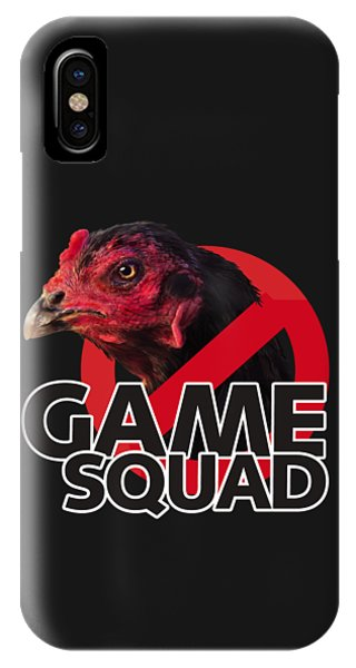 iPhone Case - Game Squad by Sigrid Van Dort