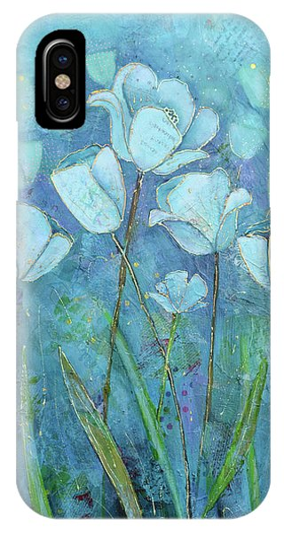 iPhone Case - Garden Of Healing by Shadia Derbyshire