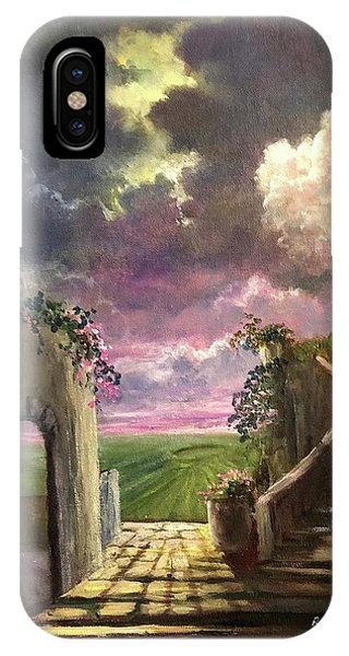 Garden Of The Ancients IPhone Case