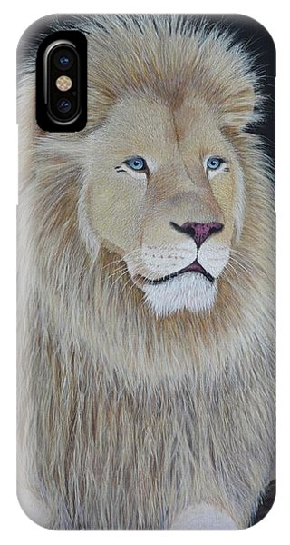 Gentle Paws IPhone Case