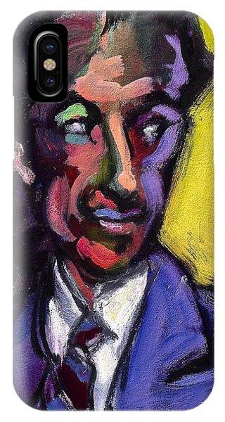 george Gershwin IPhone Case