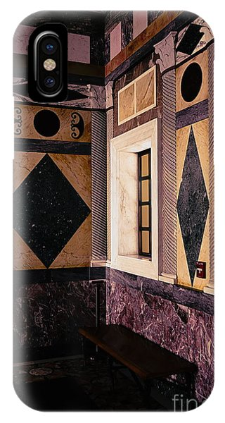 J Paul Getty iPhone Case - Getty Villa Interior  by Chuck Kuhn
