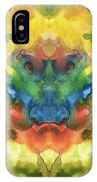 iPhone Case - Ghost - Watercolor Painting On Paper by Michal Boubin