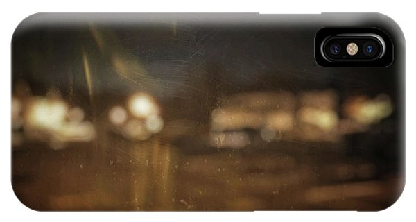 IPhone Case featuring the photograph ghosts I by Steve Stanger