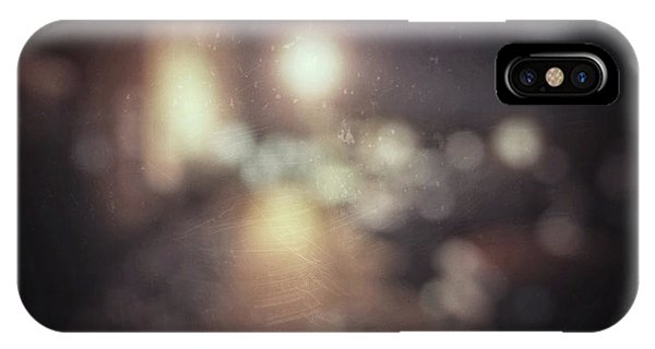 IPhone Case featuring the photograph ghosts III by Steve Stanger