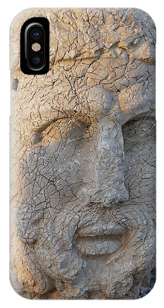 Giant Head Of Heracles,  Tumulus IPhone Case