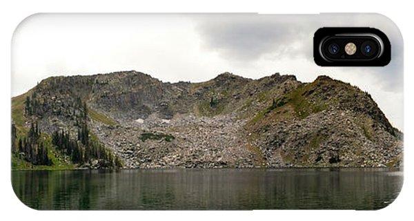 Gilpin Lake IPhone Case