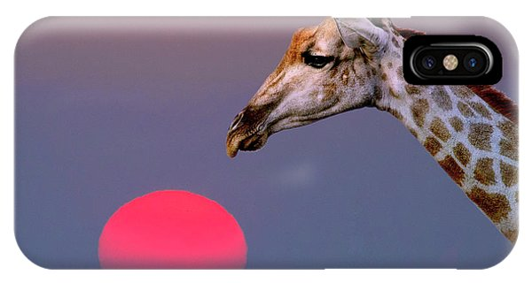 Giraffe Composite IPhone Case