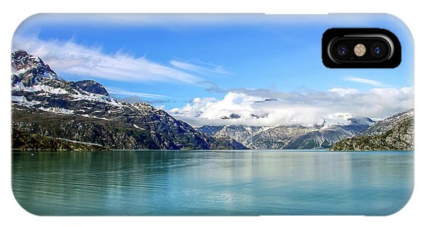 Glacier Bay 1 IPhone Case