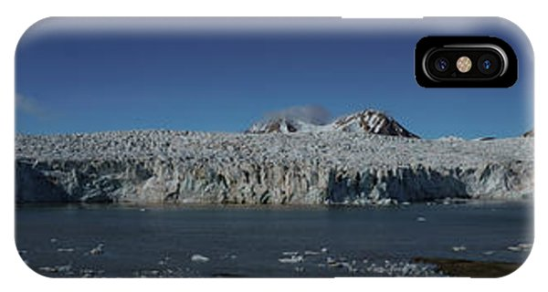 Glacier Svalbard IPhone Case