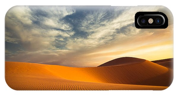 Hot iPhone Case - Global Warming Concept. Lonely Sand by Perfect Lazybones