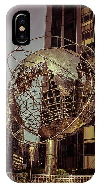 Globe 2 IPhone Case