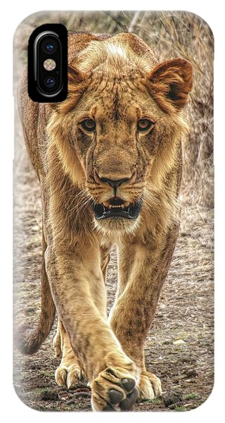 Going For A Stroll IPhone Case