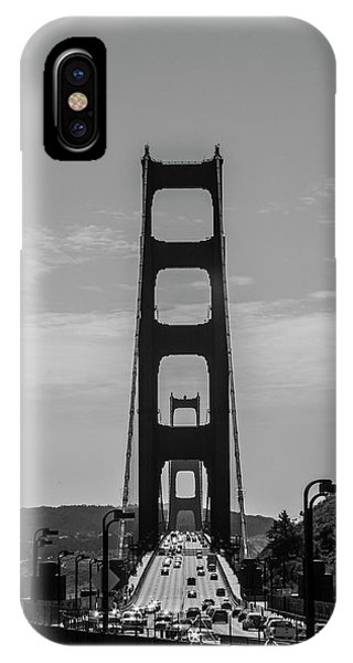 IPhone Case featuring the photograph Golden Gate by Stuart Manning