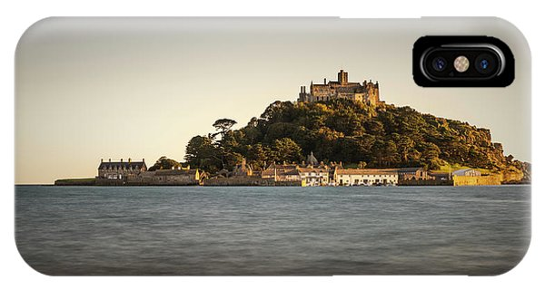 Golden Hour At St Michael's Mount IPhone Case