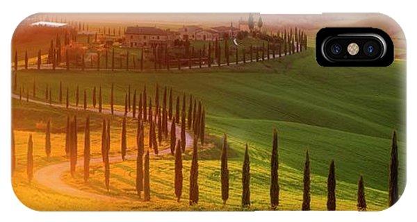 Golden Tuscany II IPhone Case