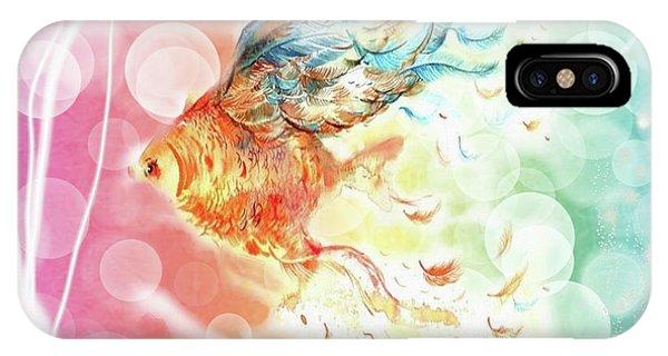 Goldfin IPhone Case