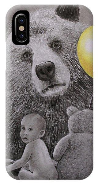 Goldilocks And The Three Bears IPhone Case