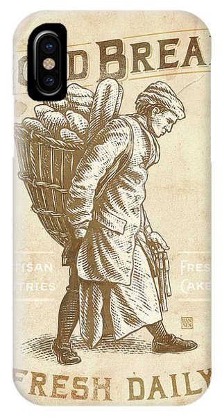 Good Bread IPhone Case