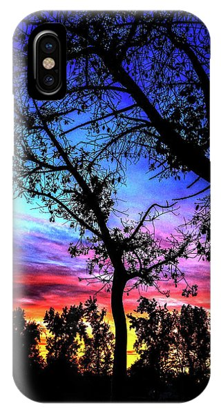 Good Night Leaves In Fall IPhone Case