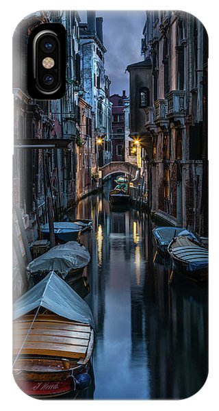 iPhone Case - Goodnight Venice by Jaroslaw Blaminsky