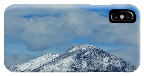 IPhone Case featuring the photograph Gore Range Mountains by Lukas Miller