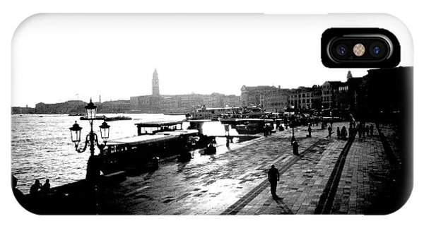 Dick Goodman iPhone Case - Grand Canal At Sunset by Dick Goodman