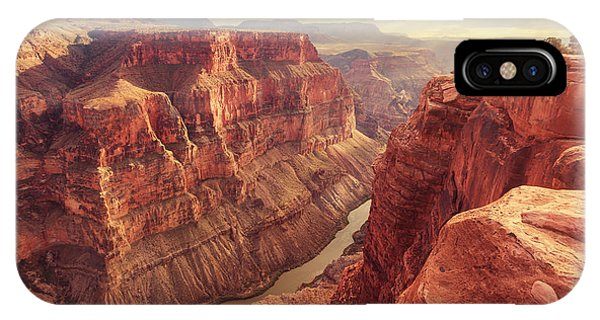 Serenity iPhone Case - Grand Canyon by Galyna Andrushko