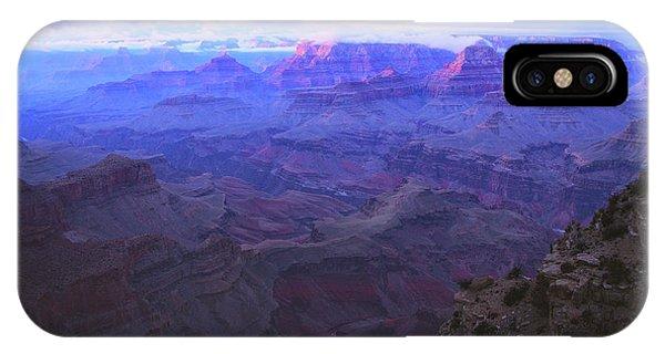 Grand Canyon Twilight IPhone Case