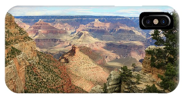 Grand Canyon View 3 IPhone Case