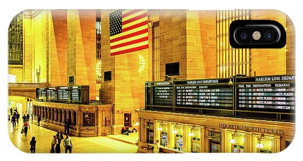 Grand Central Station IPhone Case