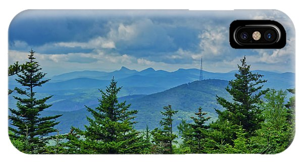 Grandmother Mountain IPhone Case