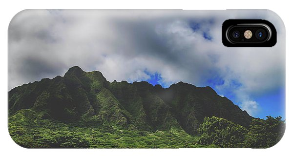 Oahu Hawaii iPhone Case - Gratitude by Laurie Search