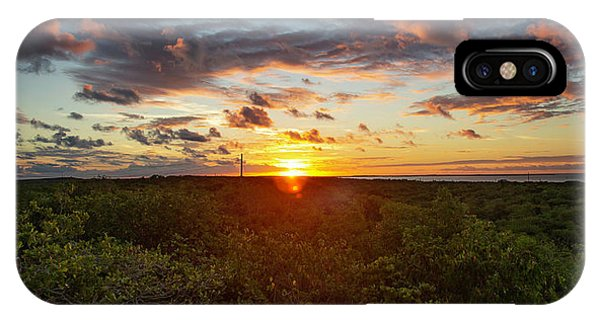 Great Exuma Sunrise IPhone Case