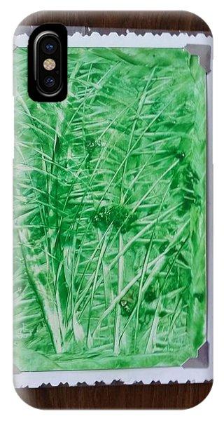 Green Jungle IPhone Case