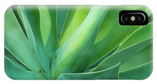 Green Minimalism IPhone Case