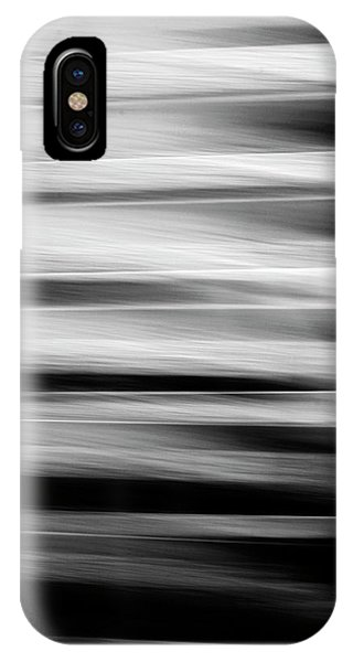 iPhone Case - Abstract Waves by Bill Linn