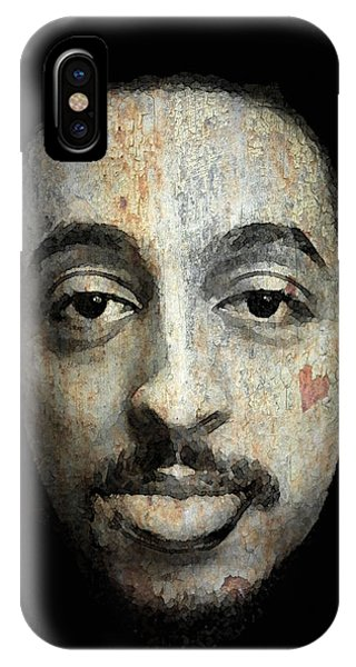 Gregory Hines IPhone Case