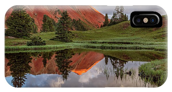 Grey Copper Gulch IPhone Case