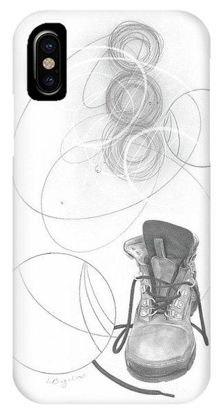 Ground Work No. 1 IPhone Case